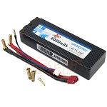 Intellect 6000 100C 7.4v Hard case Lipo - 5mm Corally plug