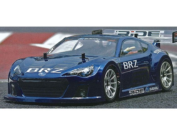M-Chassis Subaru BRZ Race Car Concept Body