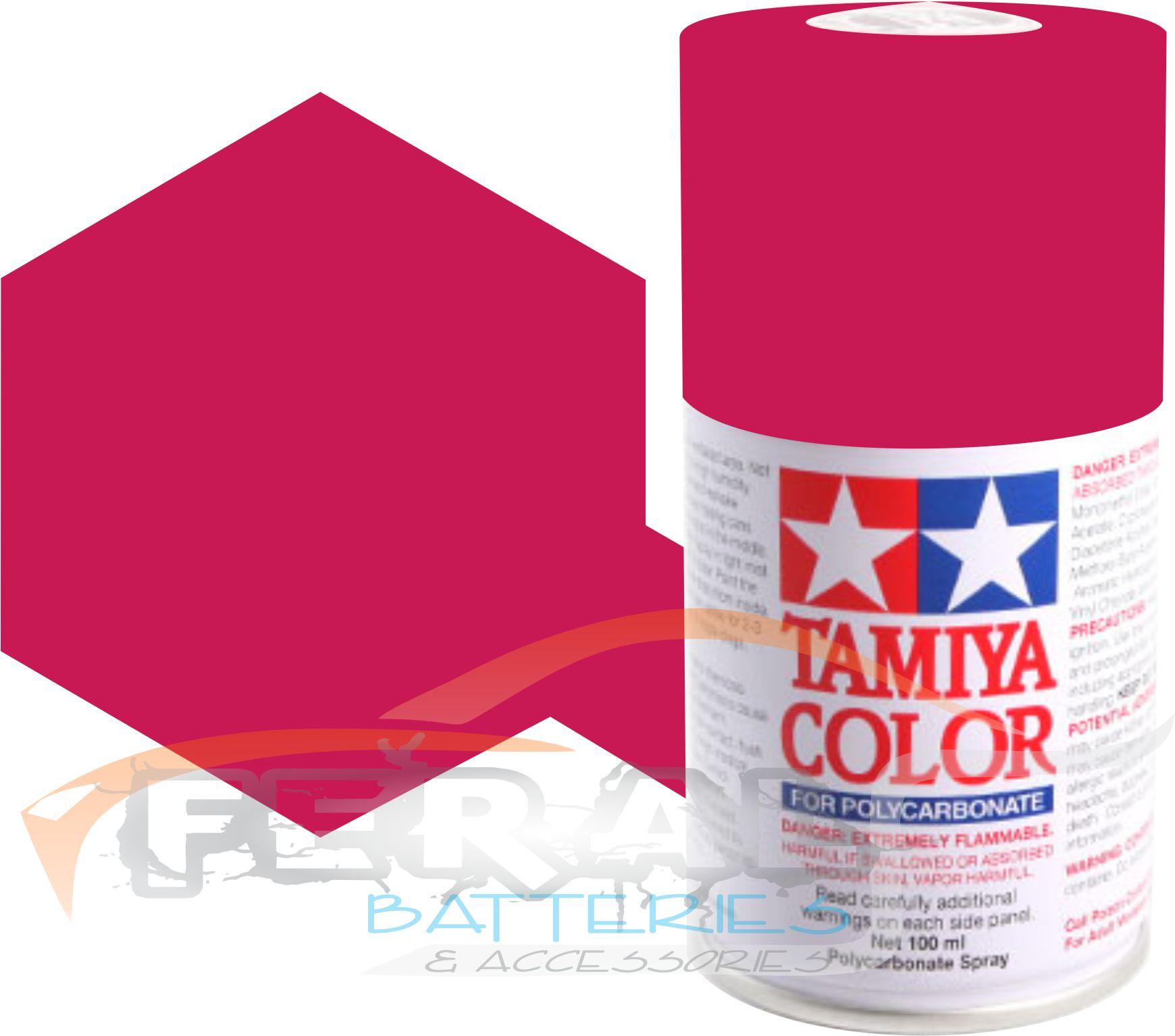 59f46de4675ac PS-33 Cherry Red - 100ml Spray Can