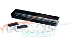 Ride 1/10 Touring Car High Downforce Wing - Carbon finish