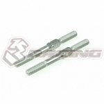 64 Titanium 3mm Turnbuckle - 32mm (2 Pcs)