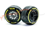 GR F-1 Tires (Rear/Pre-Glued)
