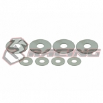 Gear Differential Spacer Set For #SAK-65