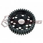 39T Ball Differential Gear & 39T Solid Axle Gear For 3racing Sakura FF