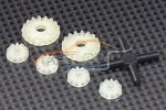 RX-10S Internal Differential Gear Set