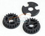 Plastic Center Pulley Set