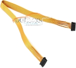 170mm Gold Ribbon Style Sensor Cable (Super Flexible) TEP1178
