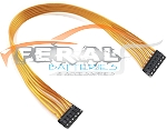 105mm Gold Ribbon Style Sensor Cable (Super Flexible) TEP1179