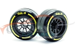 GR-X F-1 Tires (Front/Pre-Glued)
