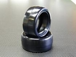 Shimizu Racing Mini Chassis 60 Slick Tire (Soft)