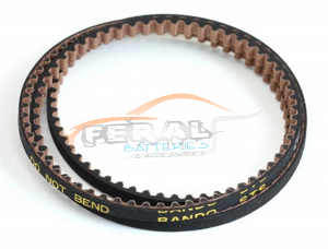 Drive Belt Front (516), Low Friction