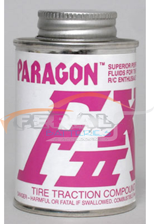 PARAGON  FXII  Tire Traction ,4oz.