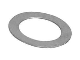 Stainless Steel 5mm Shim Spacer 0.1/0.2/0.3mm Thickness 10pcs Each